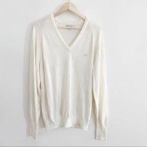 Christian Dior Vintage V-Neck Oversized Sweater